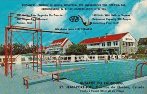 Canada St Jean-Port-Joli Auberge Du Faubourg Swimming Pool