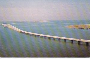 North Carolina Outer Banks Herbert C Bonner Bridge