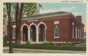 CLAREMONT , New Hampshire, 1910-20s; Post Office