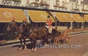 Grand Hotel Mackinac Island MI 1958