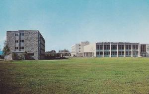 Carthage College , Student Residential Area , KENOSHA , Wisconsin ,  50-60s #2