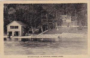RIDEAU LAKES, Ontario, Canada, 1910-1920s; Sylvan Hills (H. Ritchie)