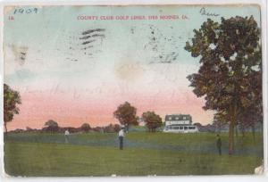 Country Club Golf Links, Des Moines IA