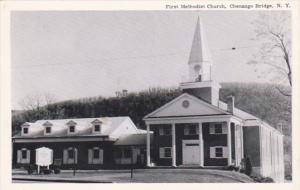 New York Chenango Bridge First Methodist Church