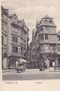 Heinrich Kaufmann, Lutherhaus, Frankfurt a. Main (Hesse), Germany, 1900-1910s