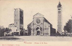 Verona, Chiesa di S. Zeno, Veneto, Italy, 00-10s