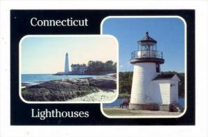 LIGHTHOUSE , Connecticut , 40-60s