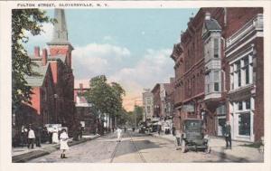New York Gloversville Fulton Street