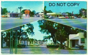 King's Motor Court, Panama City Fl