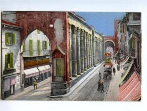 138476 Italy Milano MILAN Columns Colonne di S. Lorenzo HORSE