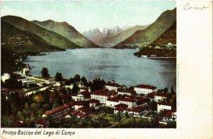 CPA Lago di Como Primo Bacino . ITALY (498941)