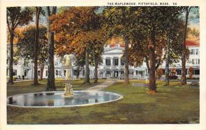 Massachusetts  Pittsfield   The Maplewood Hotel
