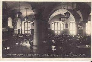Germany - Hohenschwangau Schlossbraustuberl Interior RP