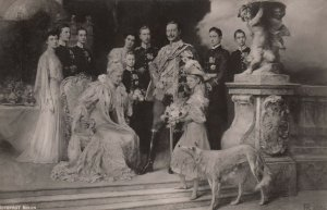 BERLIN, Germany, 1900-10s; Royal Family
