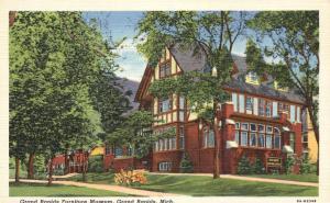 Furniture Museum - Grand Rapids MI, Michigan - Linen