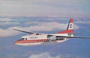 PARAENSE BRASIL FAIRCHILD HILLER FH-227