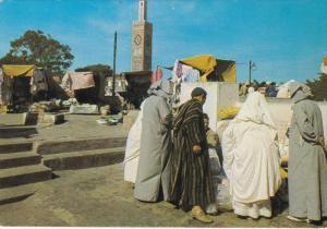 Market , TANGER , Morocco , 50-70s