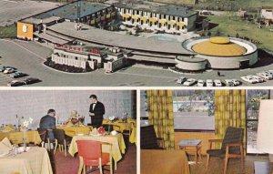 VANCOUVER , B.C. Canada , 1950-60s ; Airport Inn