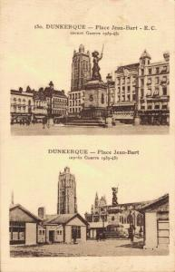 France Dunkerque Place Jean Bart  02.88