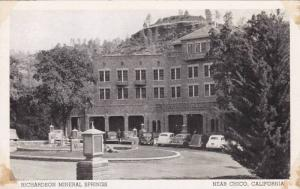 Richardson Mineral Springs, Chico, California, 1940-1960s