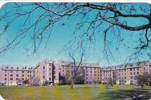 Ohio Columbus Baker Hall Is The Largest Womens Residence Hall On The Ohio Sta...