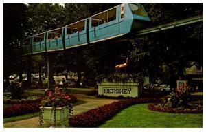Pennsylvania  Hershey ,Monorail