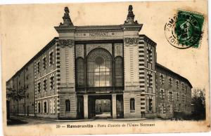 CPA ROMORANTIN - Porte d'entrée de l'Usine - Normant (208483)