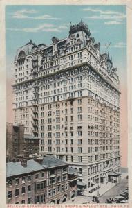 PHILADELPHIA, Pennsylvania, PU-1918; Bellevue-Stratford Hotel