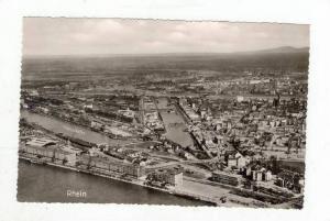 RP, Blick Auf Rhein Und Mannheimer Hafen (Luftbild), Mannheim (Baden-Württem...