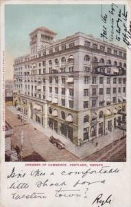 Chamber Of Commerce Portland Oregon1906