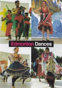 Multicultural Dances, Ethnic Diversity, Edmonton´s Heritage Festival, Hawrel...