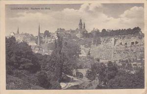 Rochers Du Bock, Luxembourg, 1900-1910s
