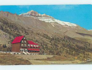 Unused Pre-1980 COLUMBIA ICEFIELD CHALET MOTEL Banff - Jasper AB o0518-12