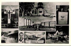 Iowa Onawa First Christian Church