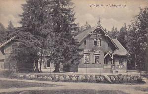 Brockentour, Scharfenstein, Germany, 1900-1910s