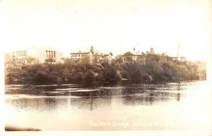 St Cloud Minnesota Teachers College Real Photo Antique Postcard K101946