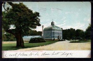 Conservatory,Druid Hill Park,Baltimore,MD BIN