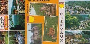 Clervaux Luxembourg 3x Mint Postcard s