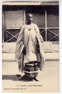 Dakar - Jeune Fille Ouolof