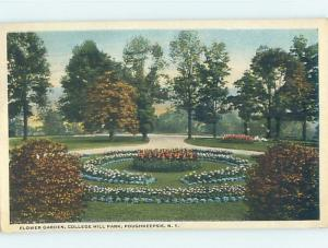 W-Border BOTANICAL SCENE Poughkeepsie New York NY HJ7090