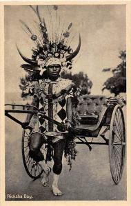 1429 South Africa   Ricksha Boy