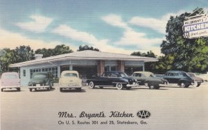 Georgia Statesboro Mrs Bryant's Kitchen sk5223