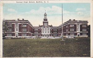 Normal High School, BUFFALO, New York, 1910-1920s
