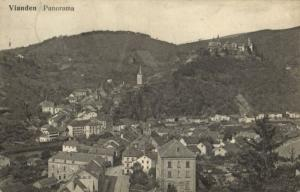 CPA Luxembourg Panorama (30659)
