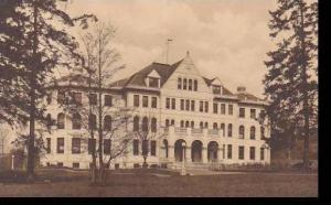 Washington Science Hall University Of Washington Albertype