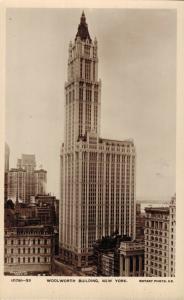 USA Woolworth Building New York 01.62