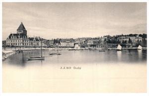 Switzerland Ouchy Harbor