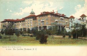 Rotograph Postcard The Carolina Pinehurst NC Moore County, North Carolina 1905