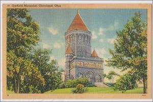 Garfield Memorial, Cleveland Ohio