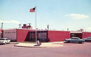 NM - Clovis. Municipal Building
